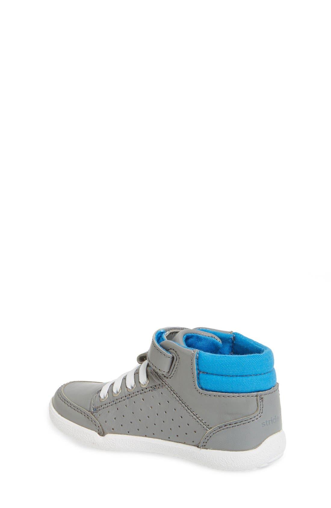 'Stone' Sneaker,                             Alternate thumbnail 2, color,                             Grey