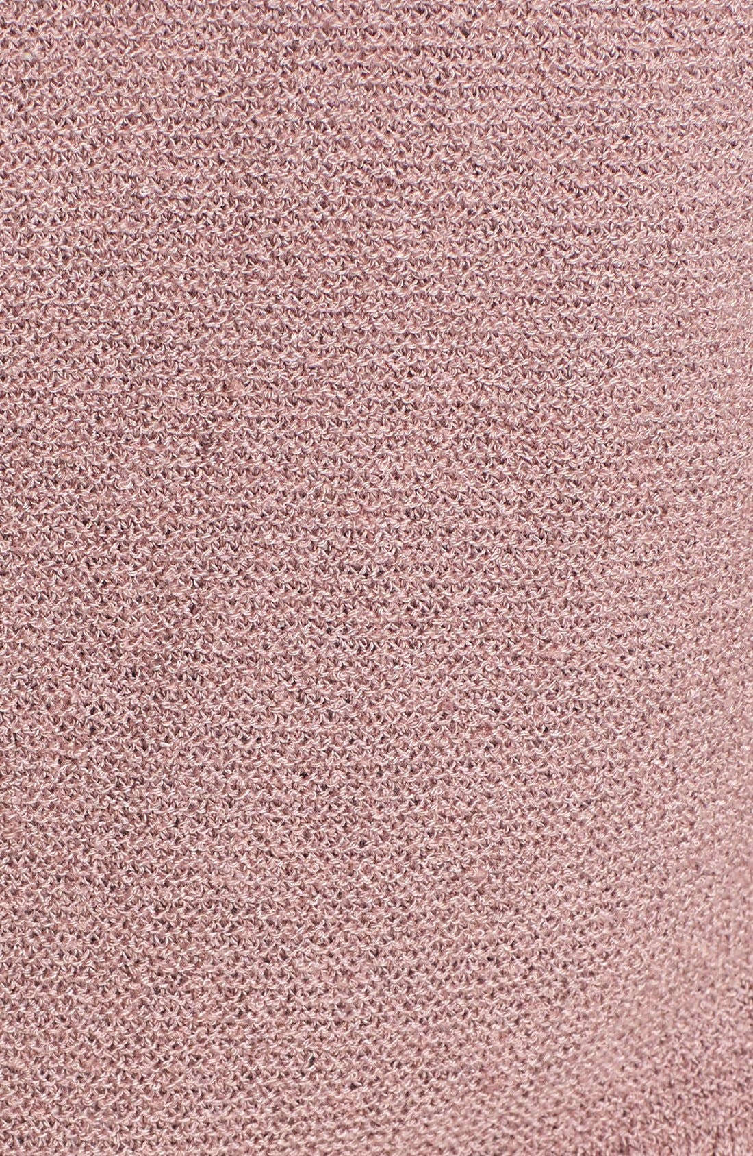 Alternate Image 5  - Free People Crisscross Sweater