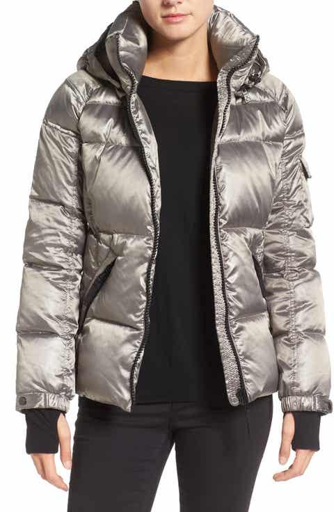 Metallic Coats Amp Jackets For Women Nordstrom Nordstrom