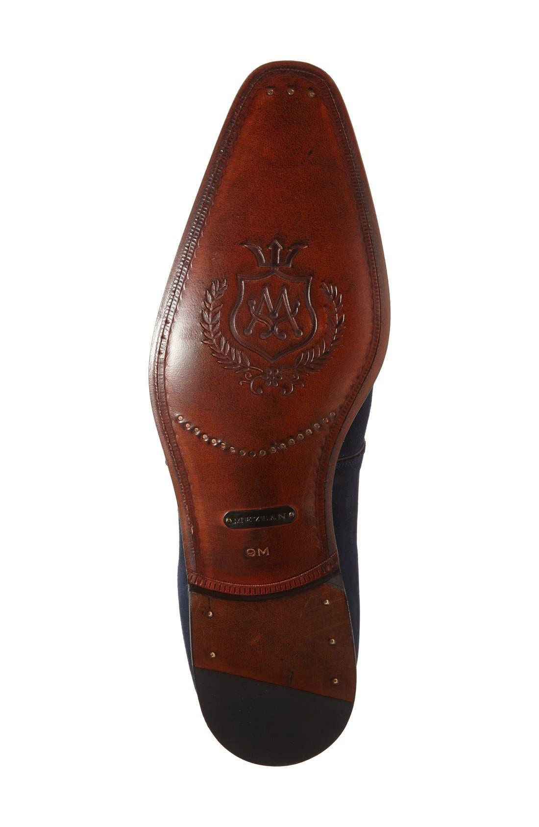 Alternate Image 4  - Mezlan 'Fenis' Plain Toe Derby (Men)