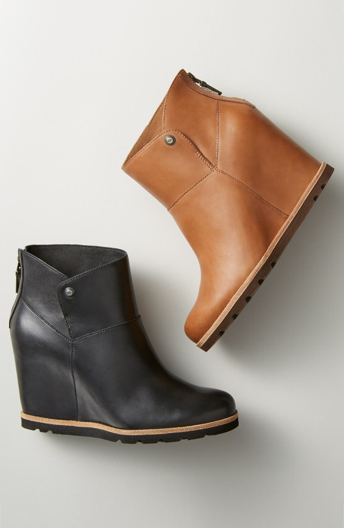 Alternate Image 5  - UGG® 'Amal' Wedge Boot (Women)