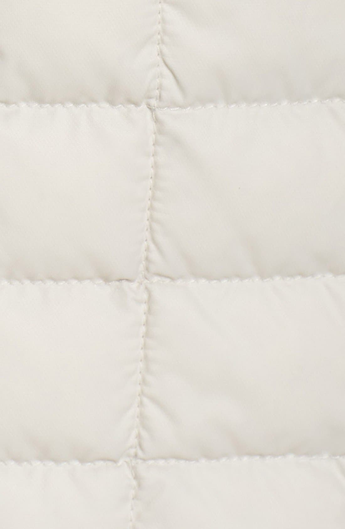 'Endeavor' ThermoBall PrimaLoft<sup>®</sup> Quilted Jacket,                             Alternate thumbnail 6, color,                             Moonlight Ivory/ Ivory White