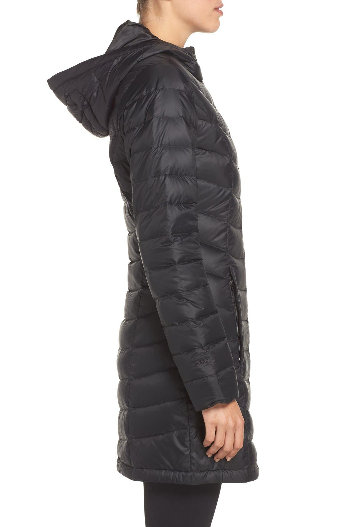 Alternate Image 3  - The North Face 'Jenae' Hooded Down Jacket (Nordstrom Exclusive)