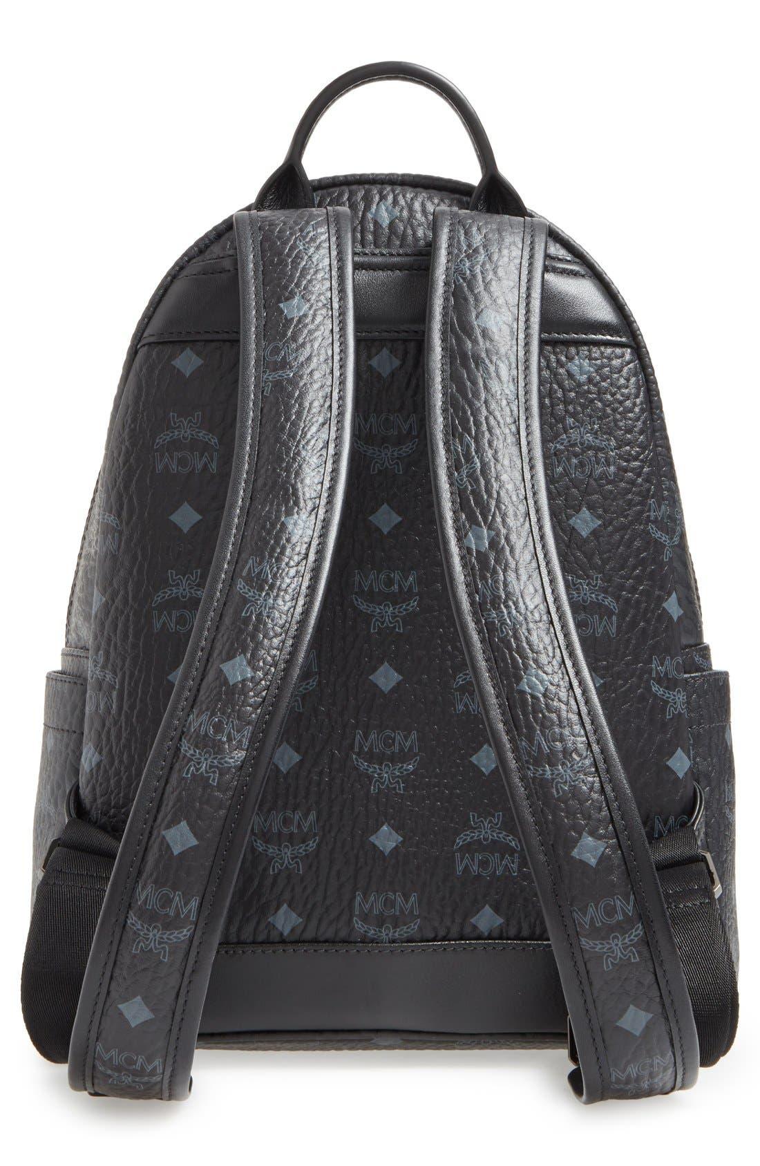 Alternate Image 3  - MCM Small Stark - Visetos Backpack