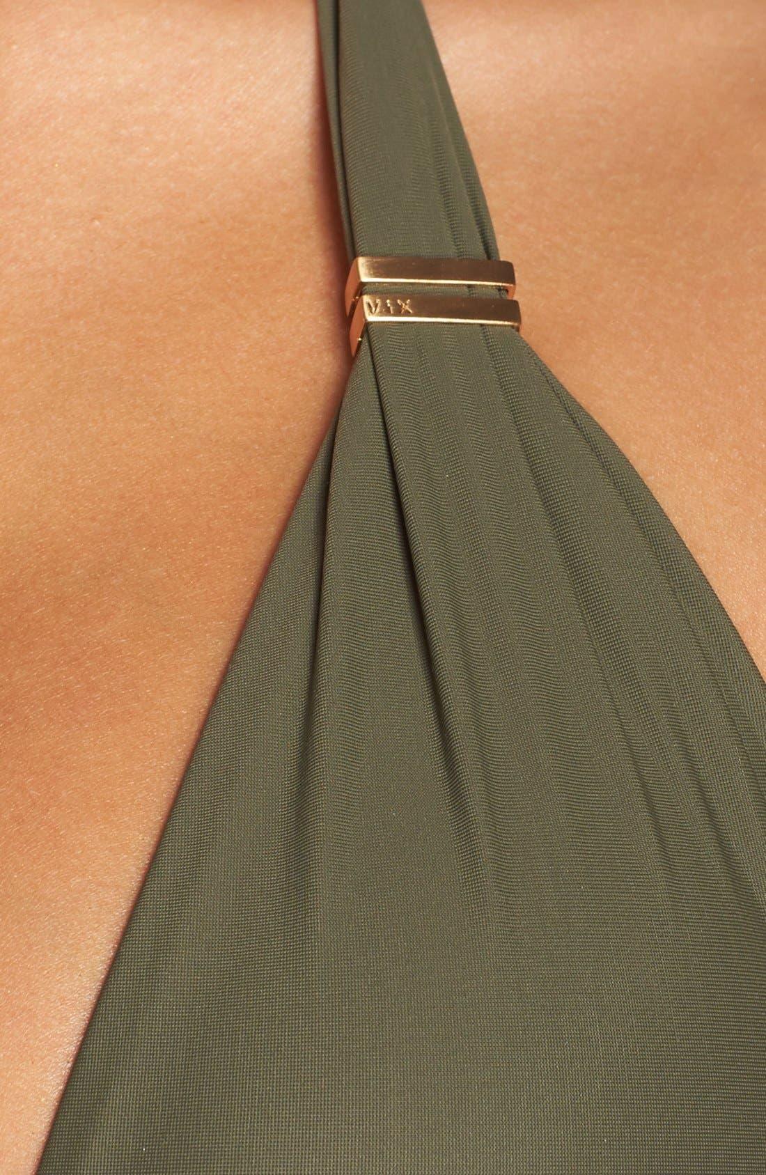 Alternate Image 6  - ViX Swimwear 'Bia' Halter Bikini Top