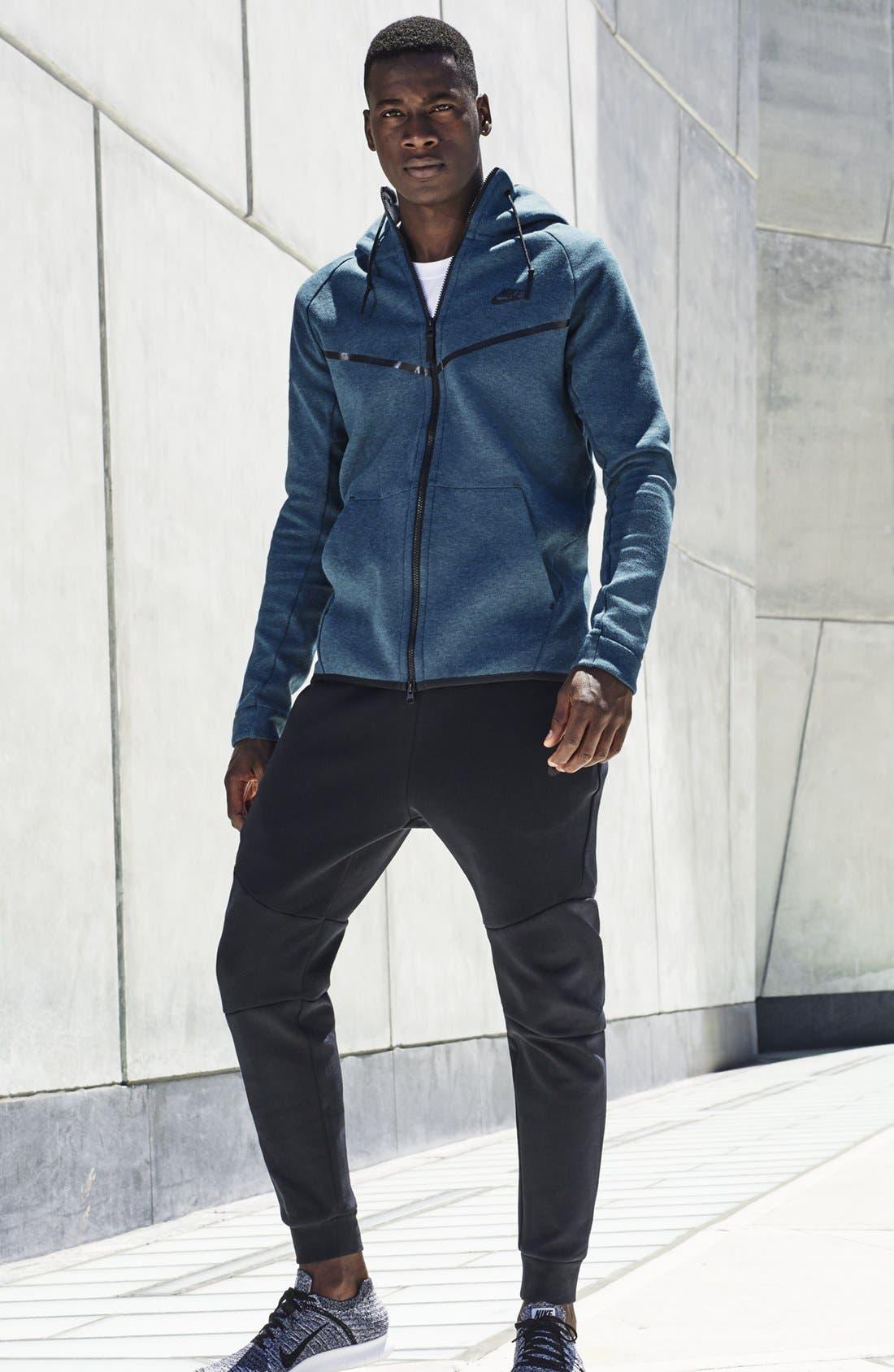 Alternate Image 9  - Nike Tech Fleece Jogger Pants