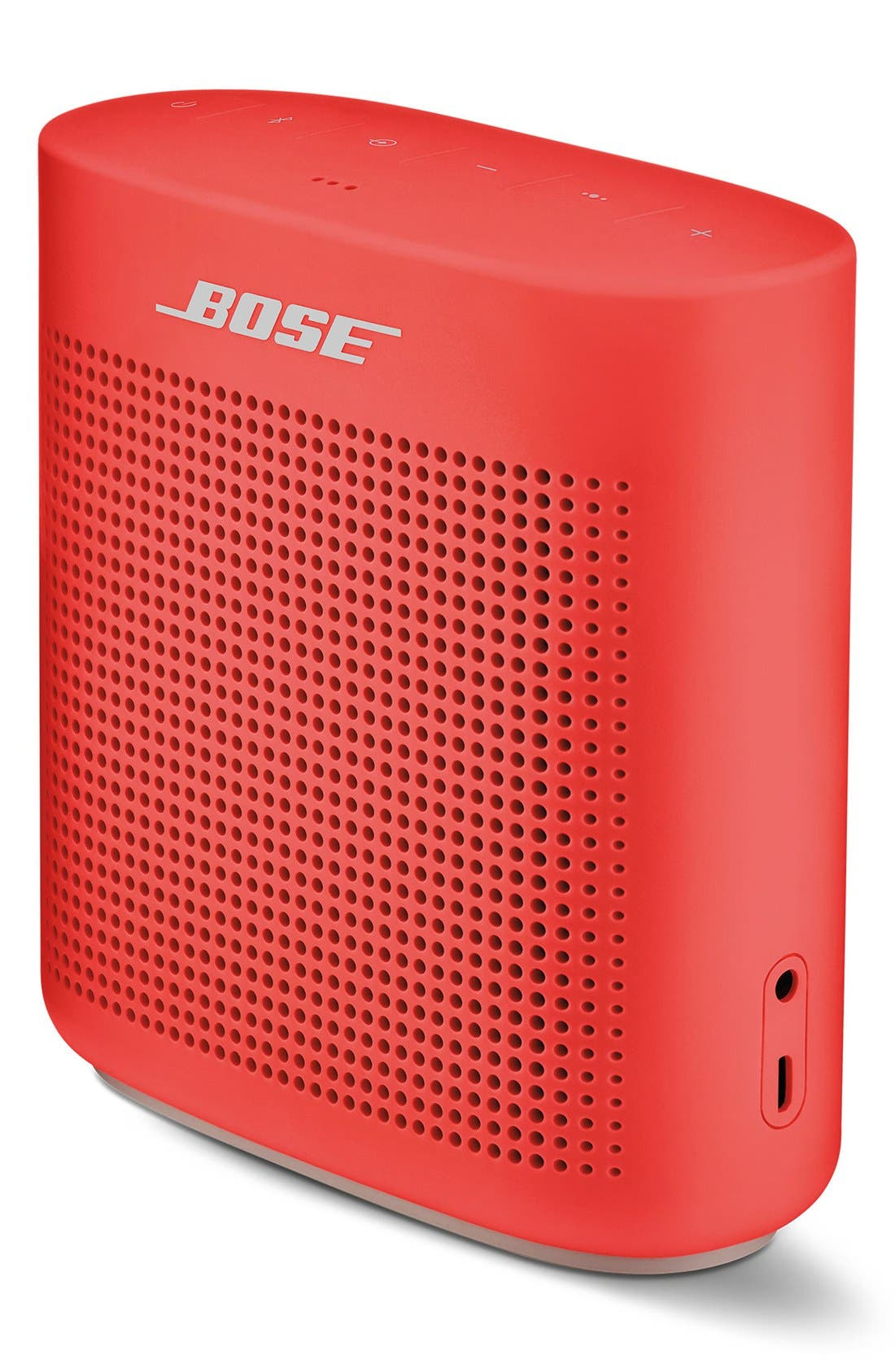 SoundLink<sup>®</sup> Color Bluetooth<sup>®</sup> Speaker II,                             Alternate thumbnail 3, color,                             Coral Red
