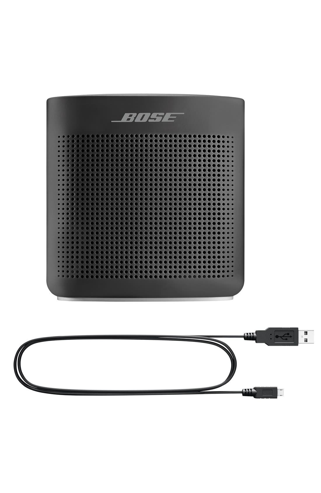 Alternate Image 7  - Bose® SoundLink® Color Bluetooth® Speaker II