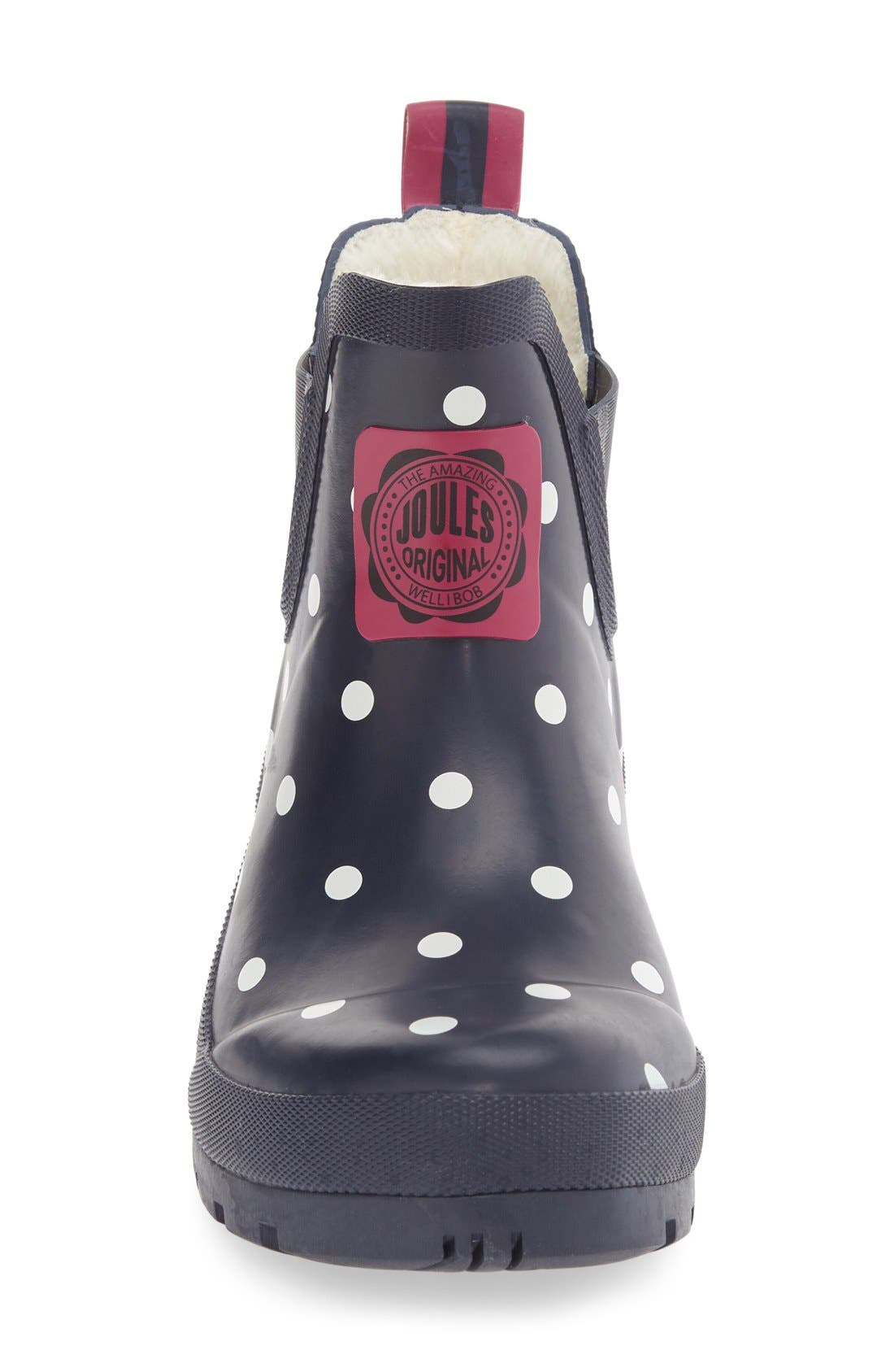 Alternate Image 3  - Joules 'Wellibob' Short Rain Boot (Women)