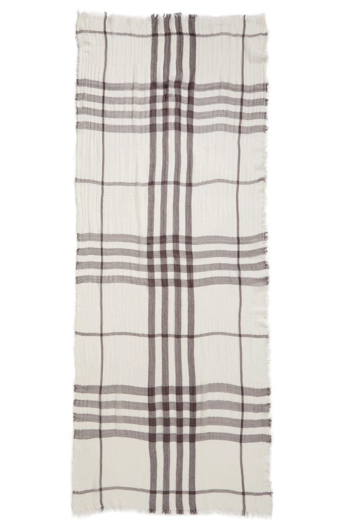 Alternate Image 2  - BP. Plaid Oblong Scarf