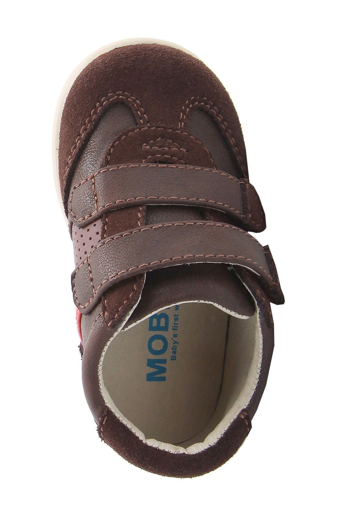 Alternate Image 5  - Nina 'Everest' Sneaker (Baby & Walker)