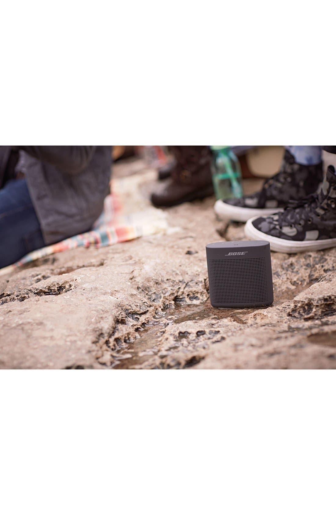 Alternate Image 9  - Bose® SoundLink® Color Bluetooth® Speaker II