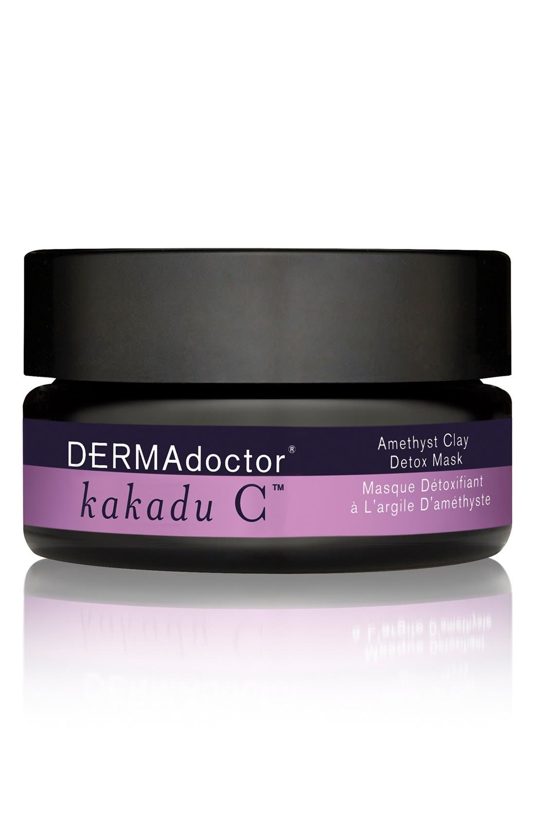 DERMAdoctor® 'kakadu C™' Amethyst Clay Detox Mask