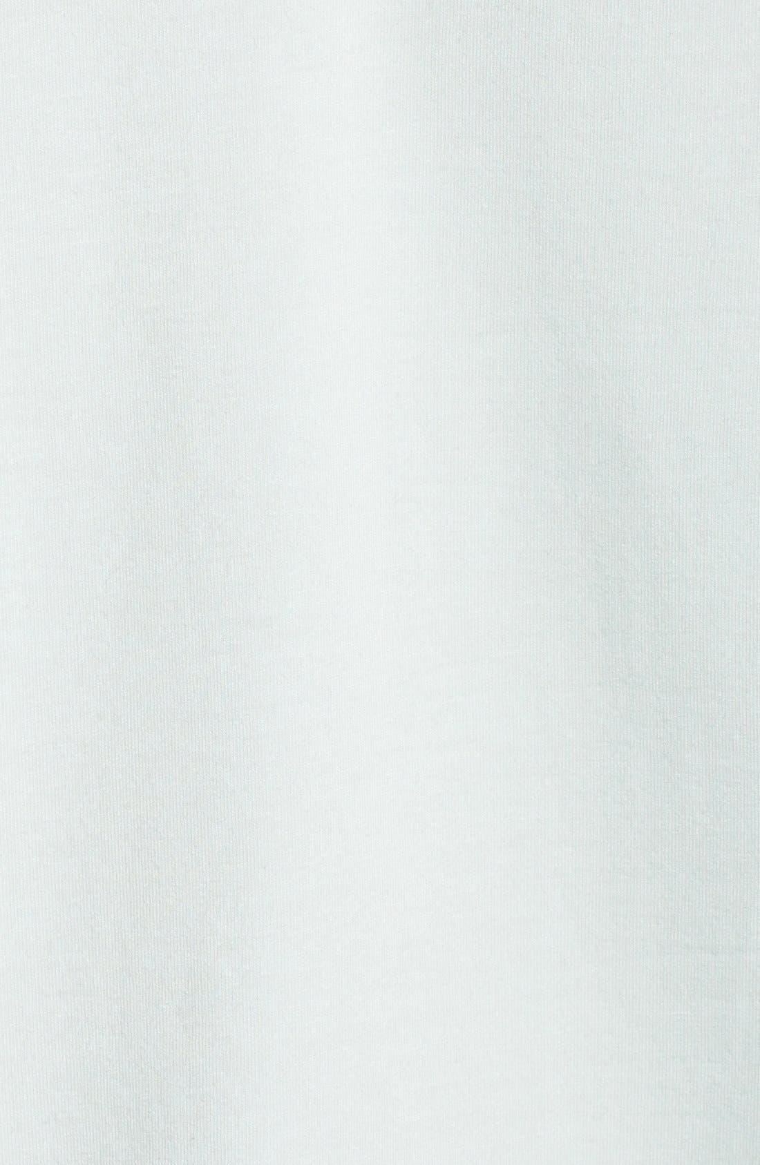 Alternate Image 5  - Zella 'Plie' Cap Sleeve Tee