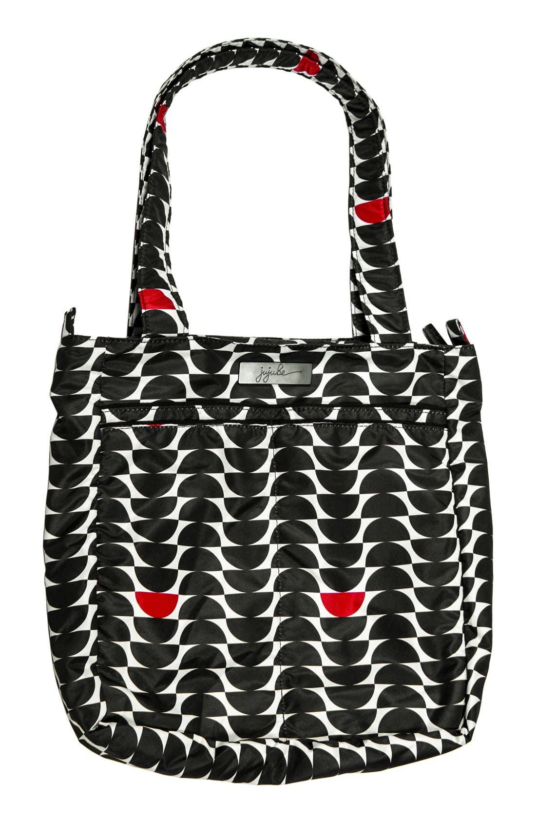'Be Light' Diaper Bag,                             Main thumbnail 1, color,                             Black Widow