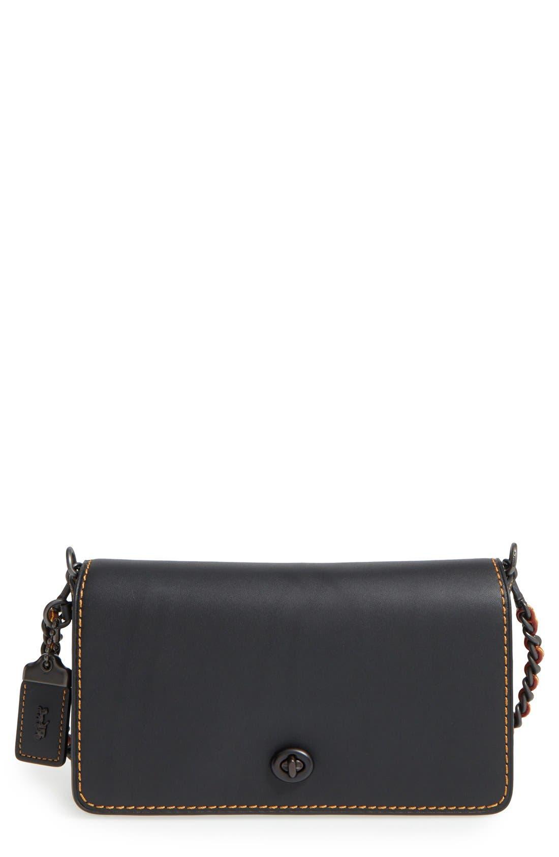 Main Image - COACH 1941 'Dinky' Leather Crossbody Bag