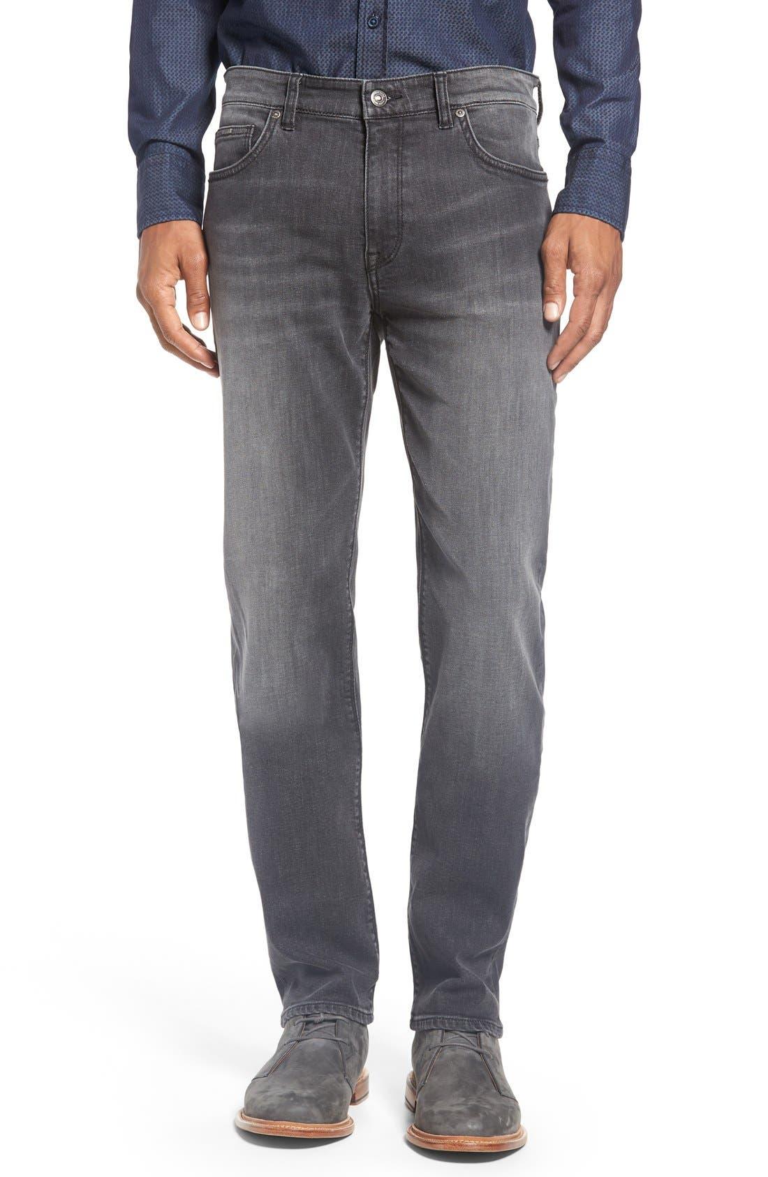 BOSS Maine Slim Fit Jeans