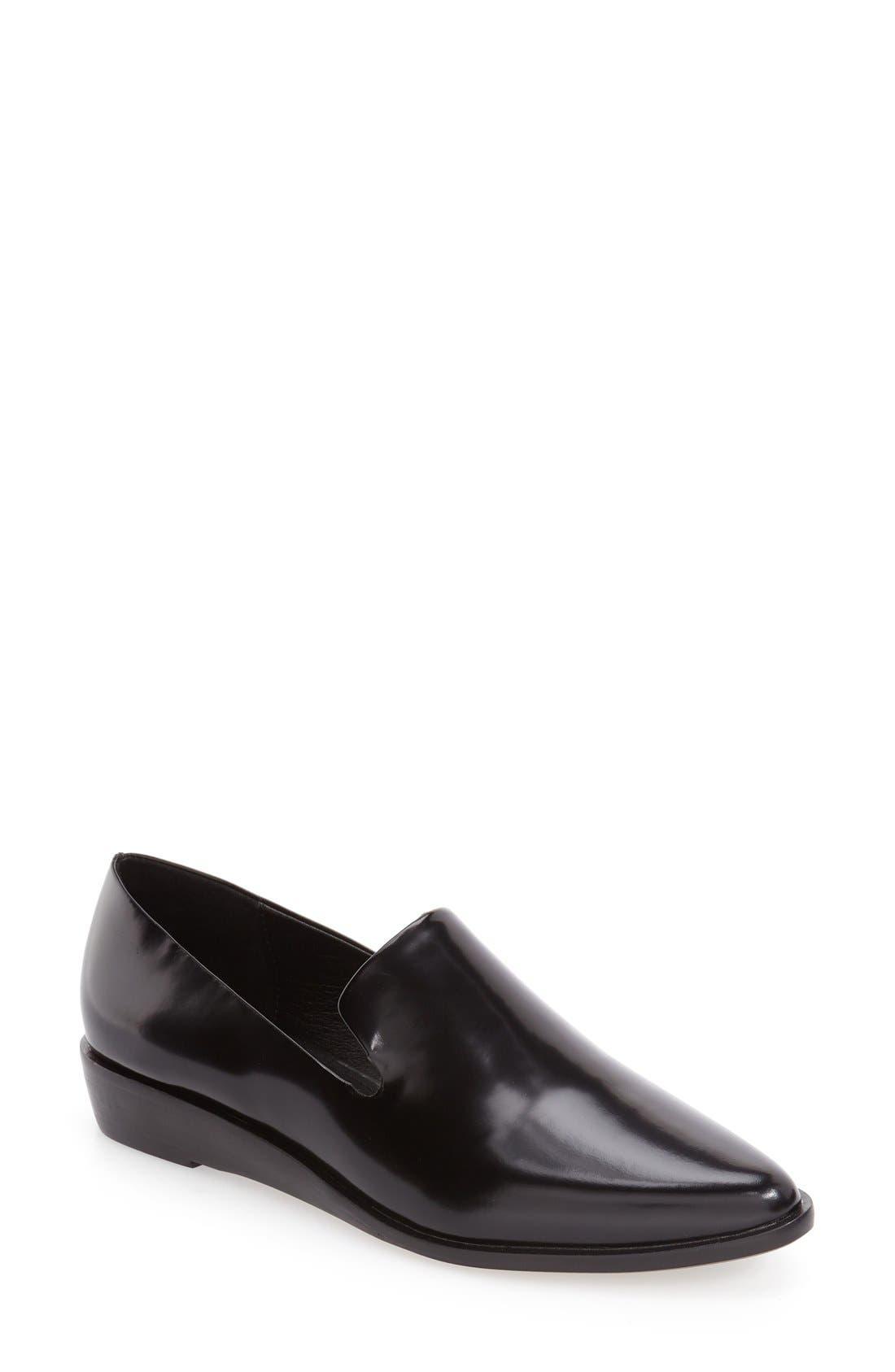 Alternate Image 1 Selected - Kelsi Dagger Brooklyn 'Abbi' Pointy Toe Flat (Women)
