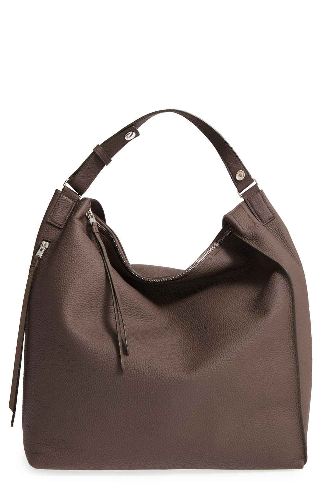 Alternate Image 1 Selected - ALLSAINTS Kita Convertible Leather Backpack