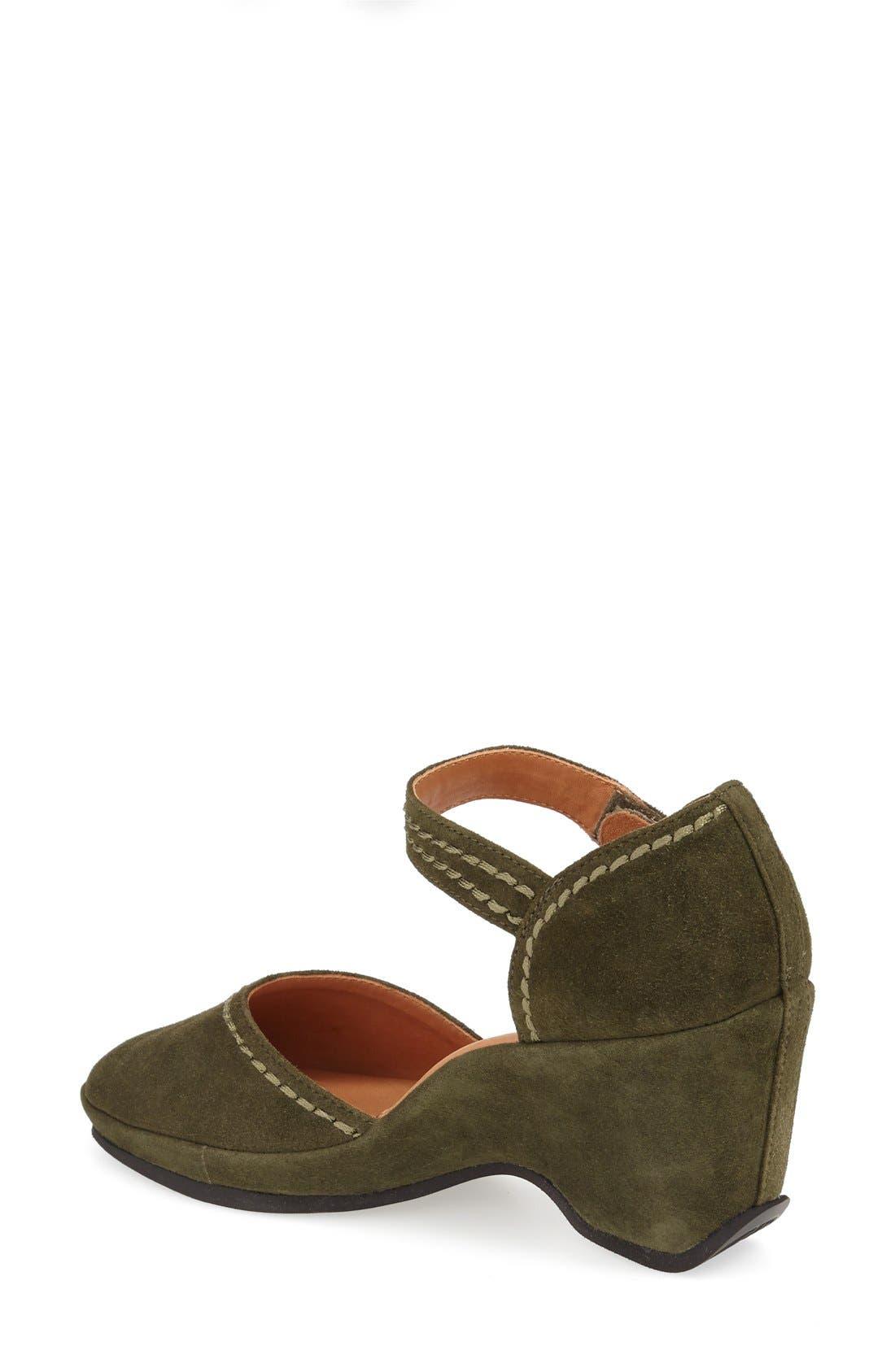 Alternate Image 2  - L'Amourdes Pieds'Orva' Wedge Sandal (Women)