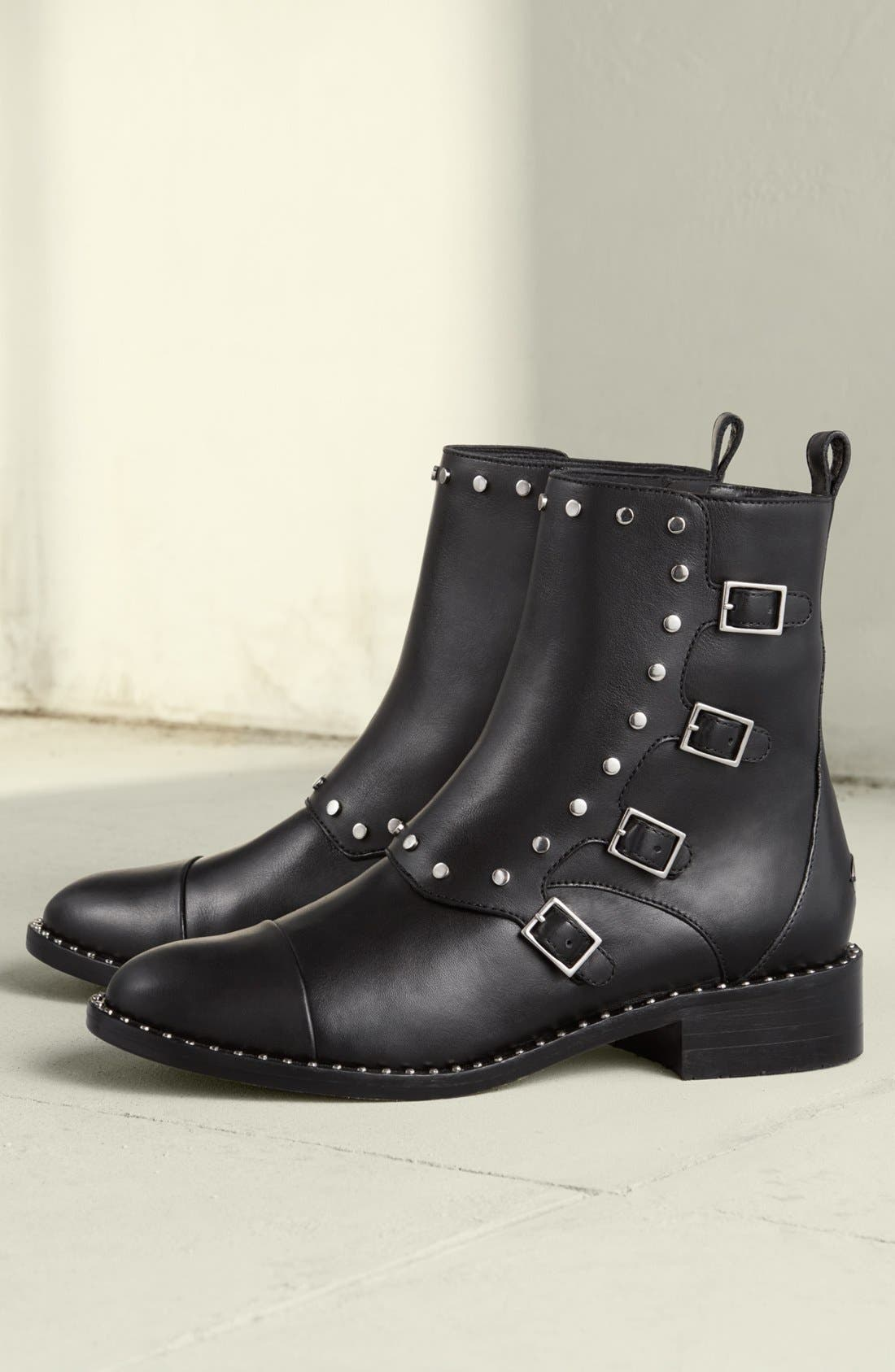 Alternate Image 5  - Jimmy Choo Baxter Combat Boot (Women)