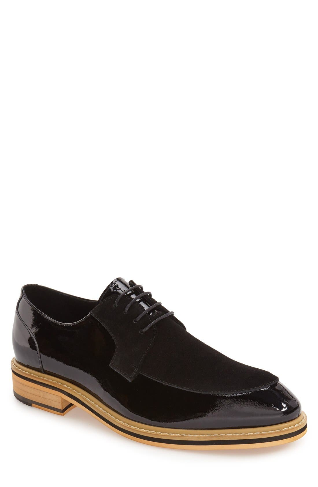 Zanzara 'Botticelli' Split Toe Derby (Men)