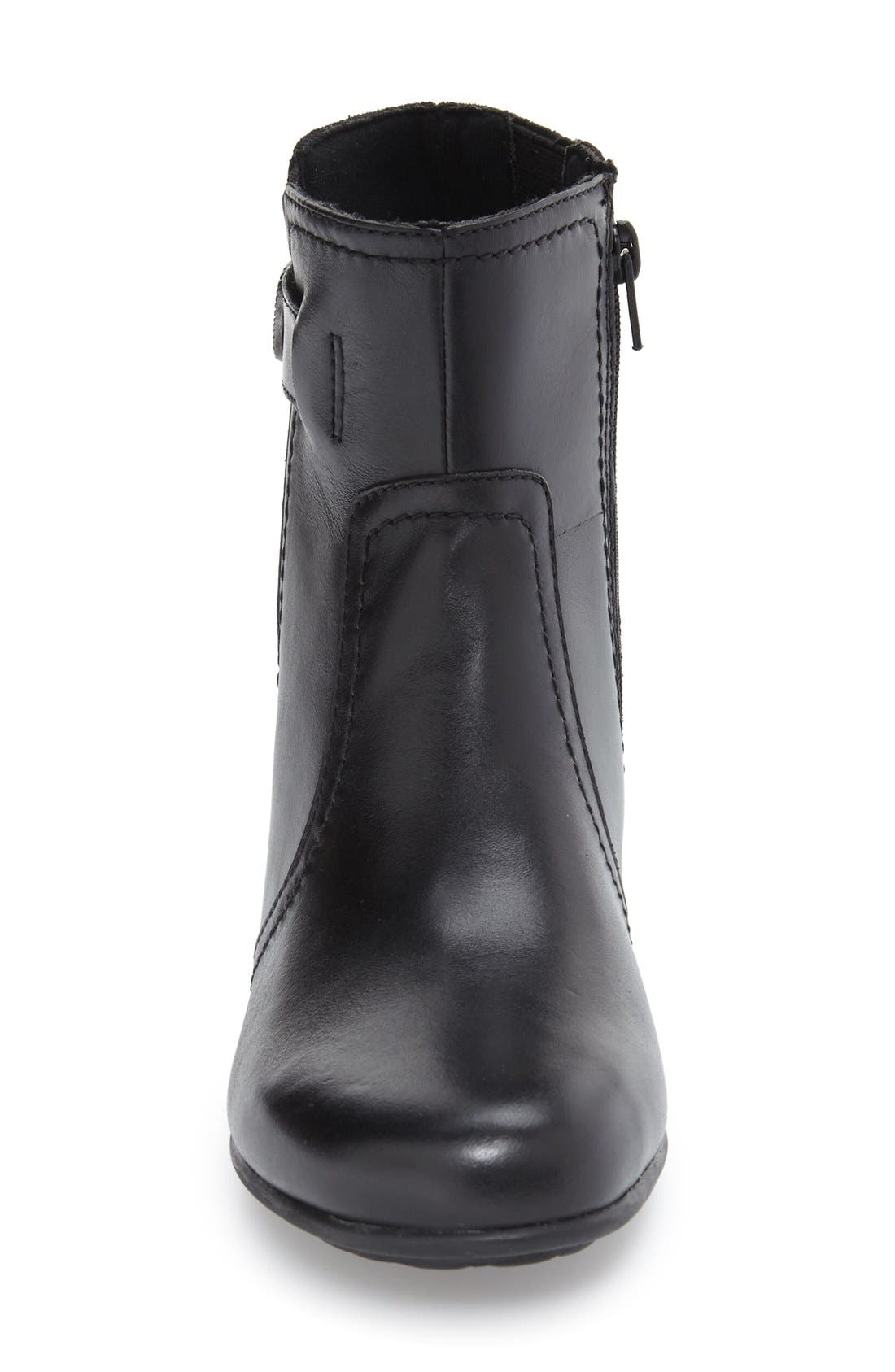 Alternate Image 3  - Aravon 'Patrina' Waterproof Zip Bootie (Women)