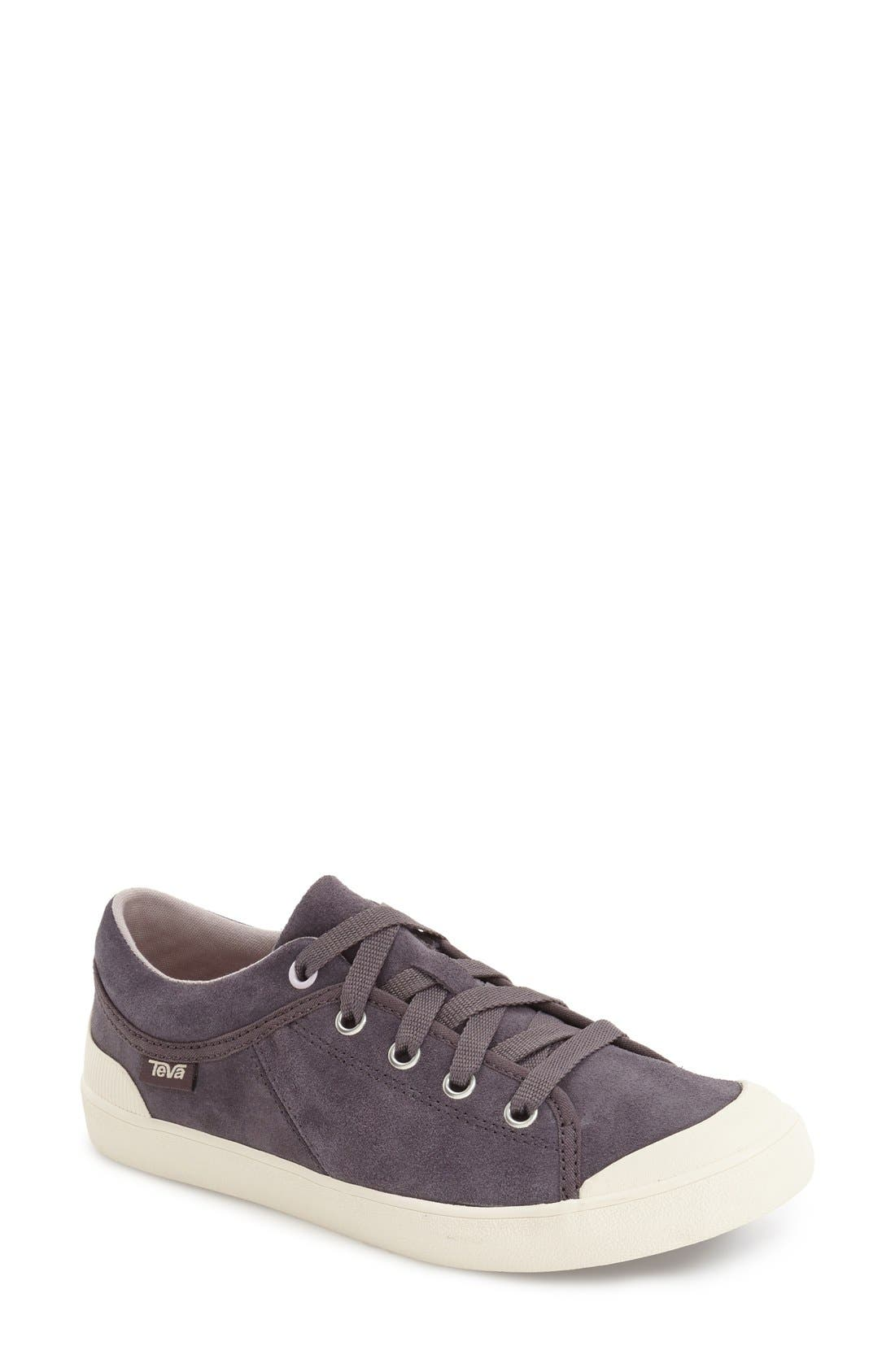 'Freewheel 2' Sneaker,                         Main,                         color, Dusk Suede