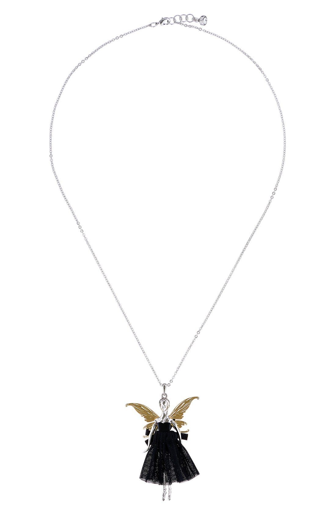 Ted Baker London Titania Ballerina Necklace