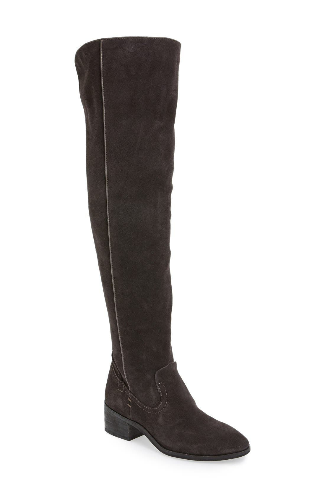 Main Image - Dolce Vita 'Kitt' Over the Knee Boot (Women)