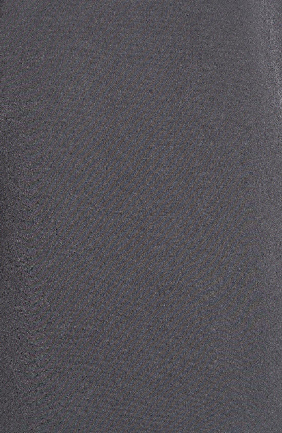 'Apex Chromium' Waterproof Thermal Jacket,                             Alternate thumbnail 5, color,                             Asphalt Grey/ Tnf Black