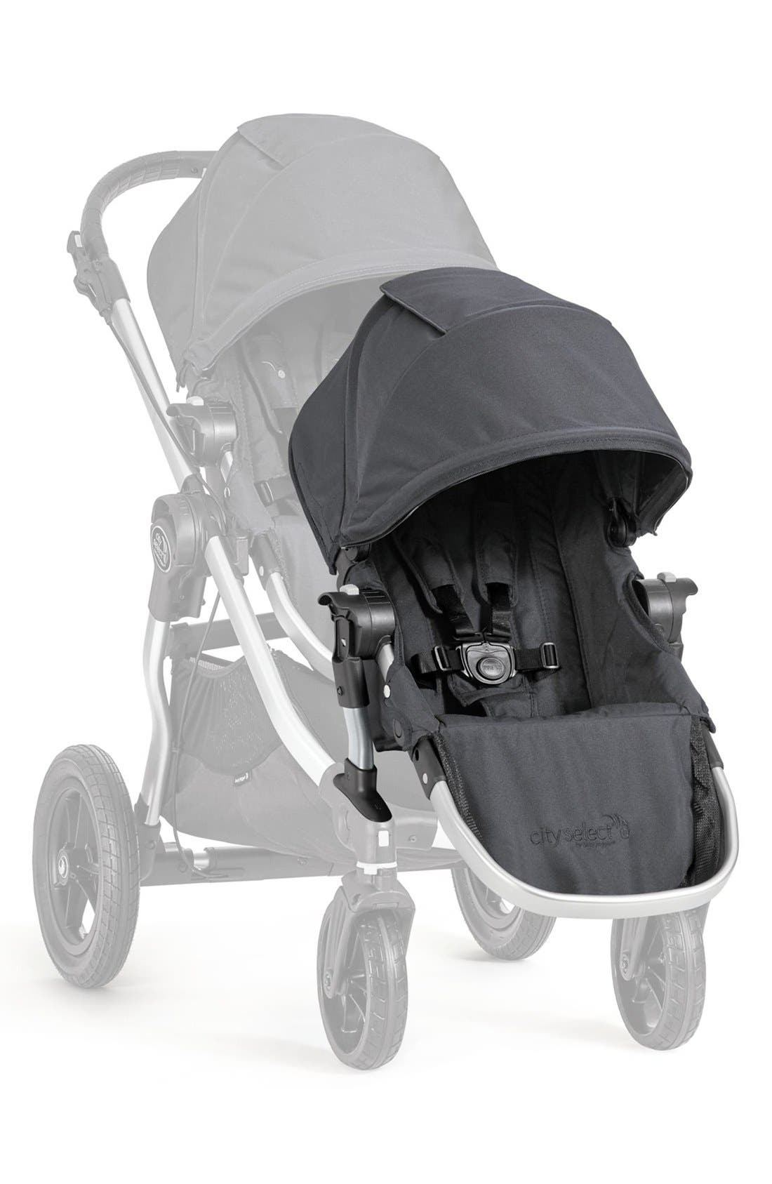 City Select<sup>®</sup> Second Stroller Seat Kit,                         Main,                         color, Titanium
