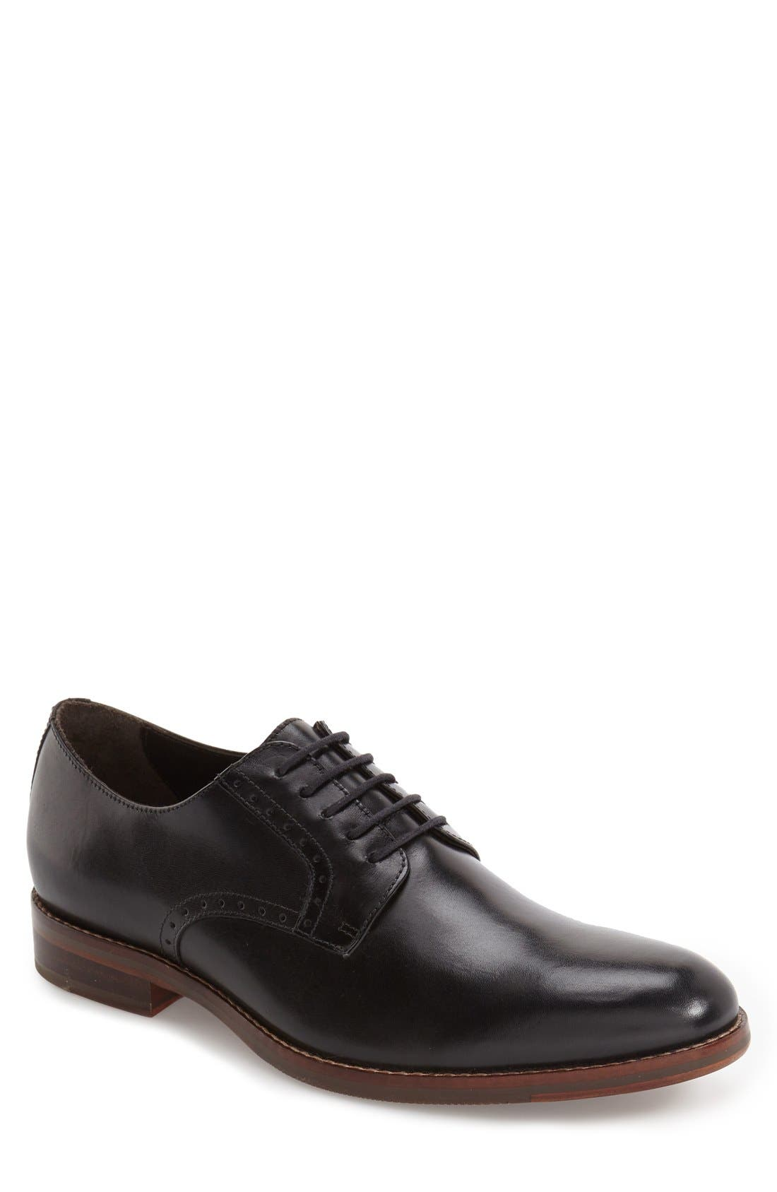 J&M 1850 'Meritt Plain Toe Derby (Men) (Nordstrom Exclusive)