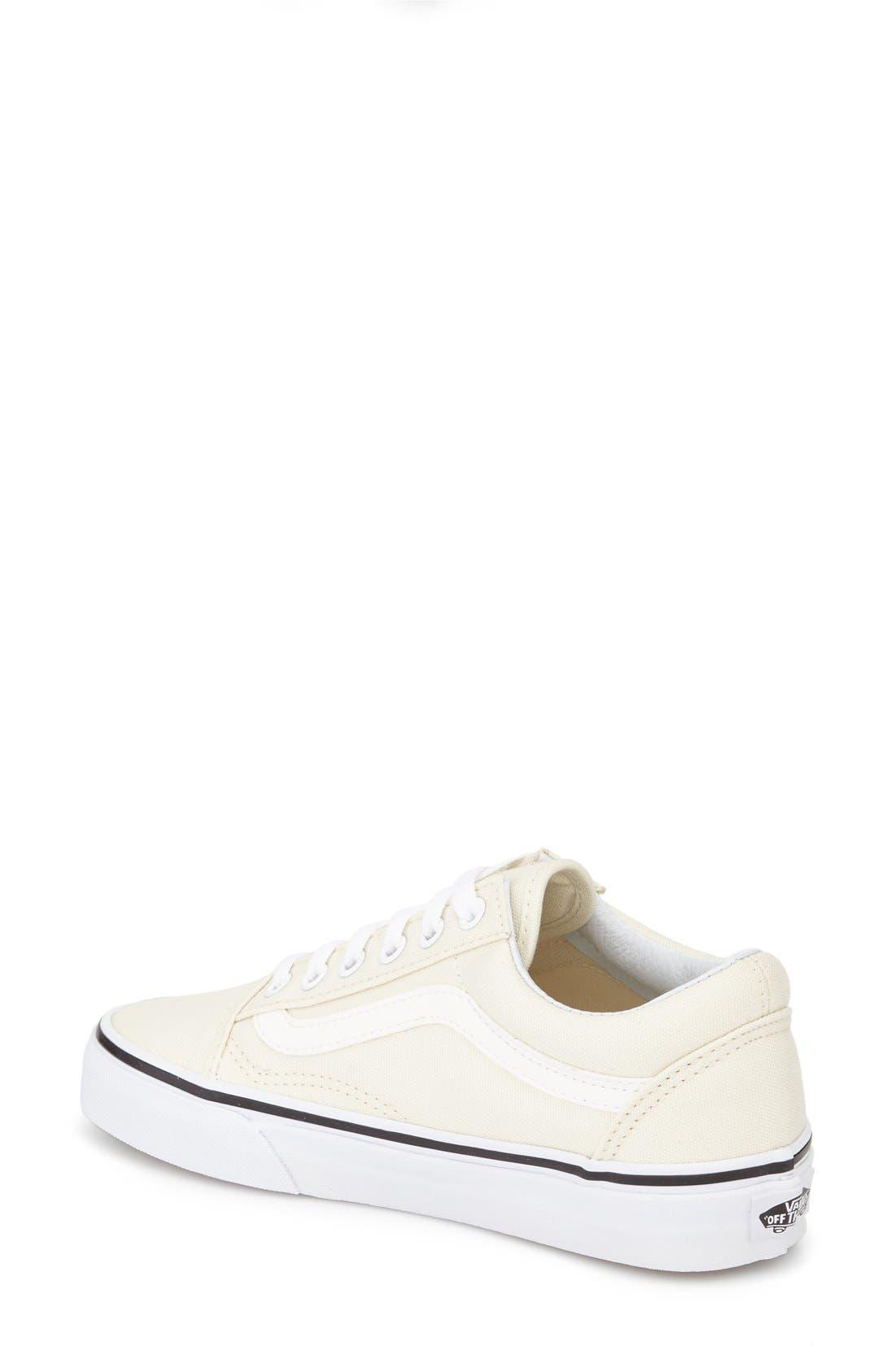 Alternate Image 2  - Vans 'Old Skool' Sneaker (Women)