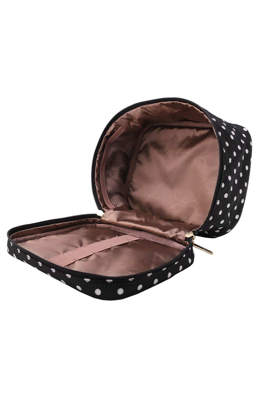 Legacy Be Ready Cosmetics Travel Case,                             Alternate thumbnail 2, color,                             The Duchess