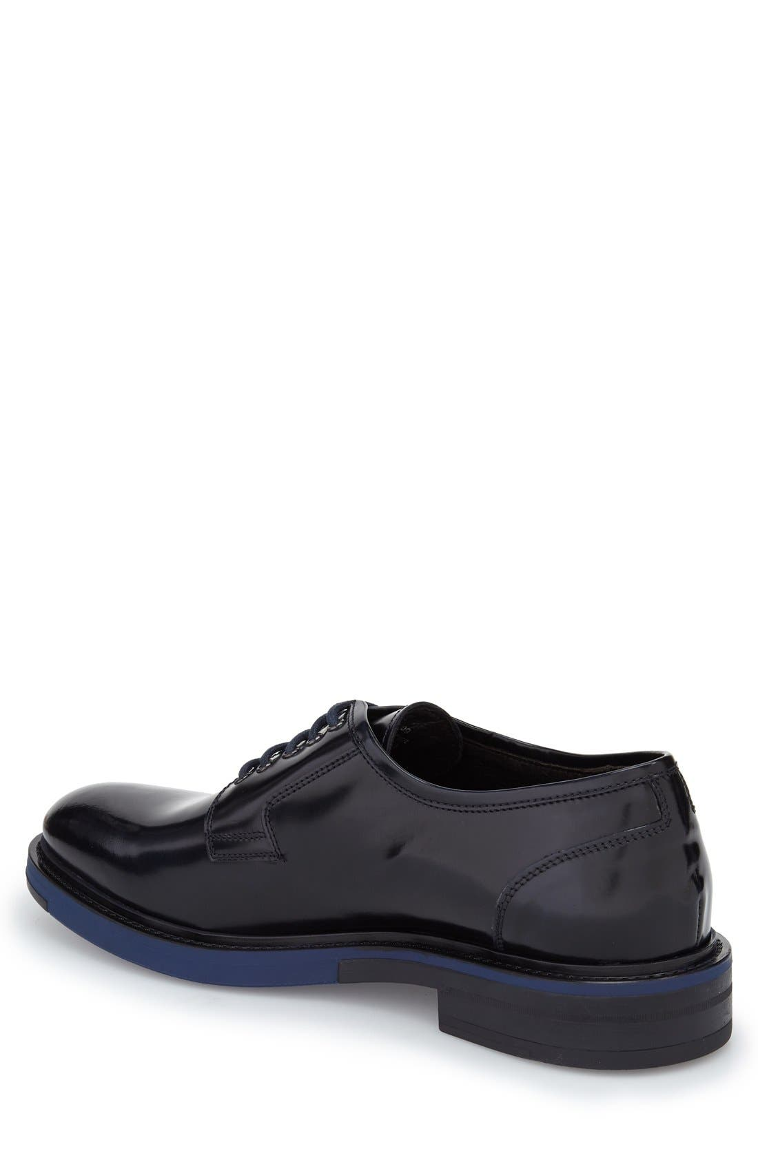 Alternate Image 2  - Kenneth Cole New York Hi Five Plain Toe Derby (Men)