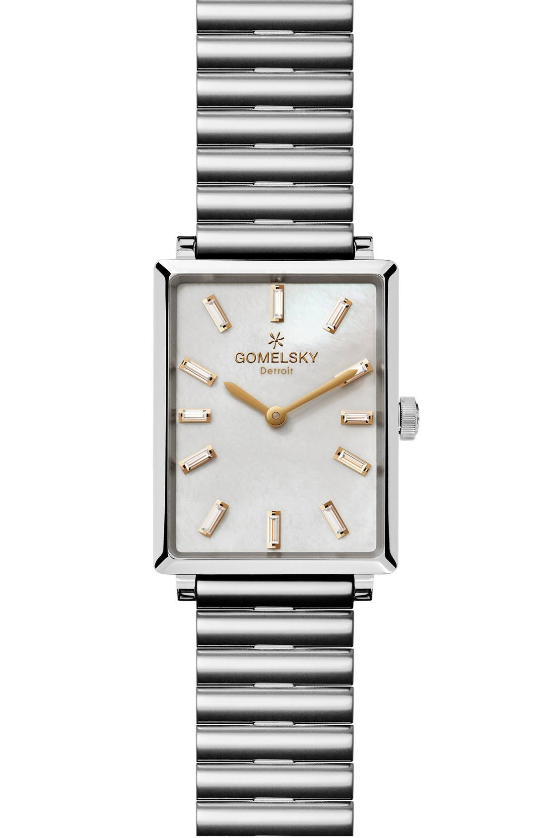 GOMELSKY The Shirley Fromer Diamond Bracelet Watch, 25mm x 32mm