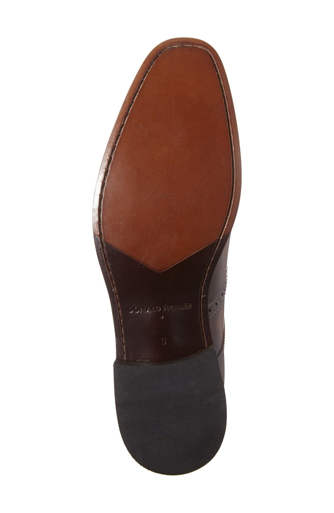 Alternate Image 4  - Donald J Pliner 'Ziggy' Double Monk Strap Shoe (Men)