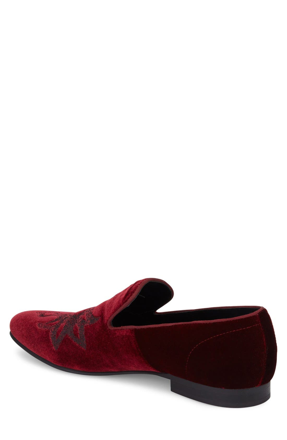 Men S Red Slip On Loafers Driving Shoes Moccasins Nordstrom