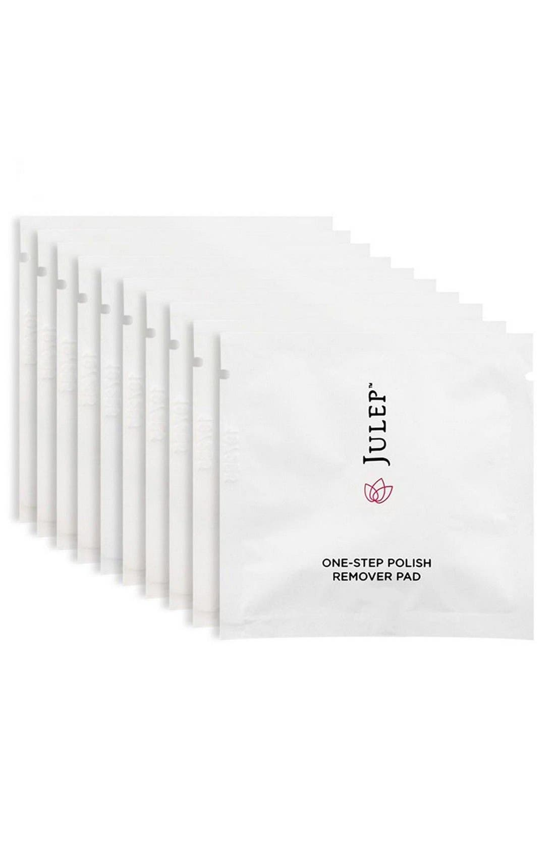 Julep™ Clean Slate Polish Remover Single-Use Pad Kit