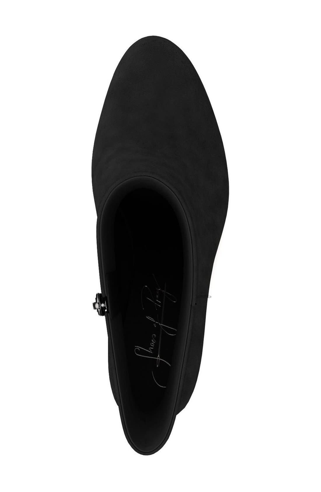 Alternate Image 5  - Shoes of Prey Block Heel Boot (Women)