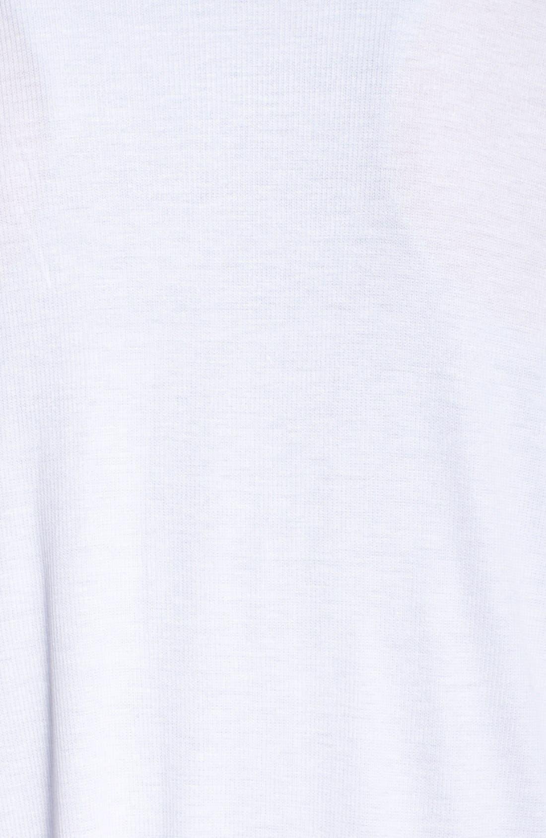 Alternate Image 6  - Barefoot Dreams® Luxe Long Cardigan