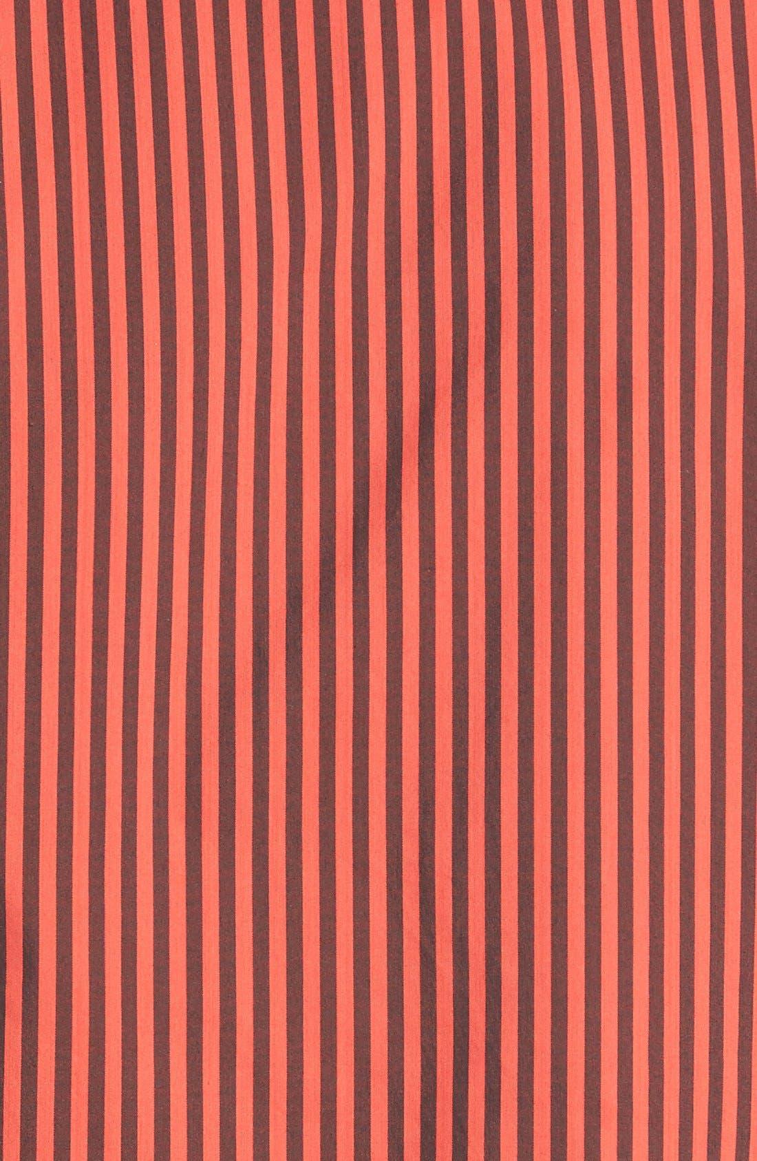 Alternate Image 5  - 3.1 Phillip Lim Stripe Poplin Tie Waist Shirtdress