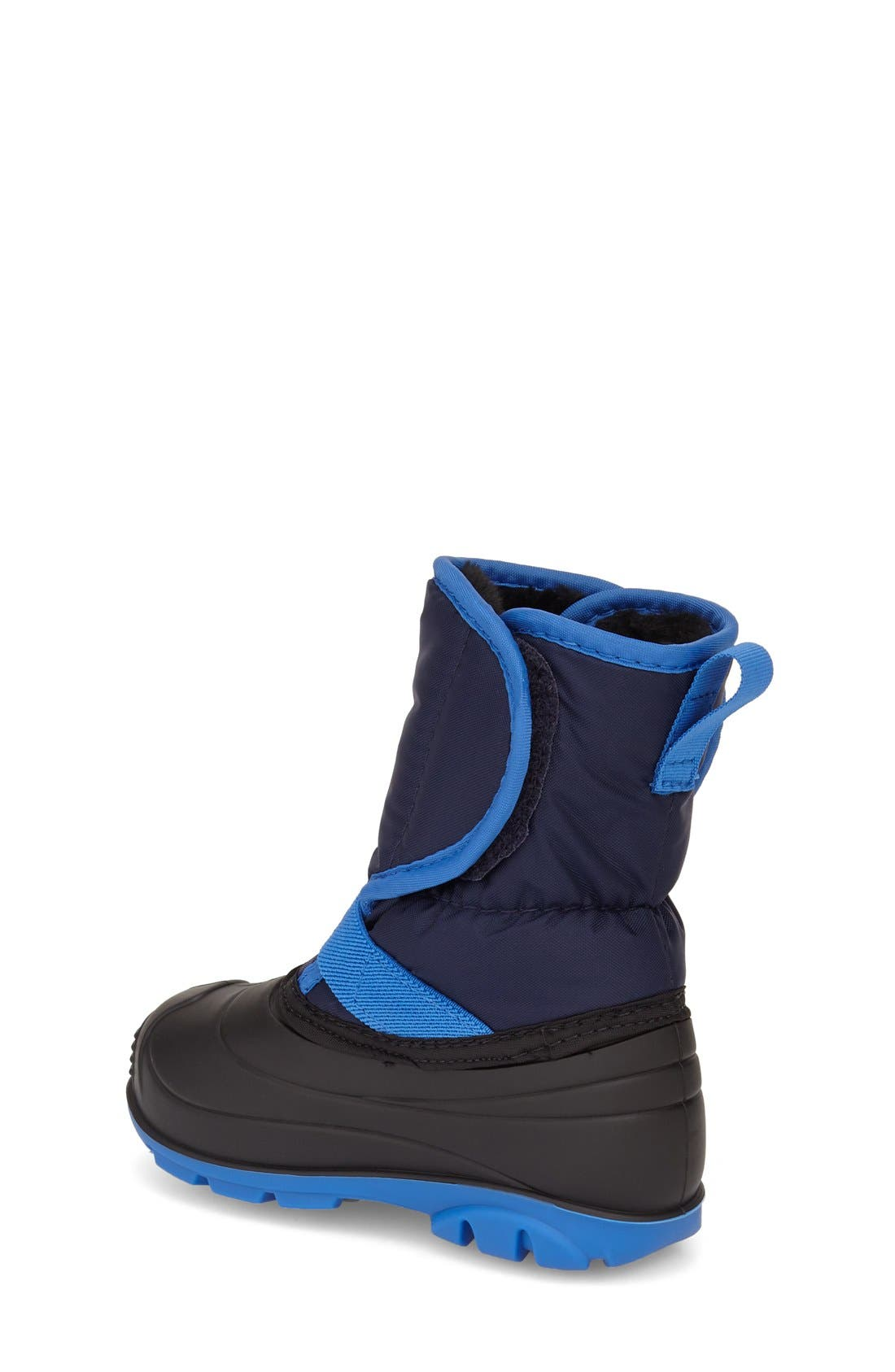 Alternate Image 2  - Kamik Pika Waterproof Faux Fur Lined Snow Boot (Walker & Toddler)