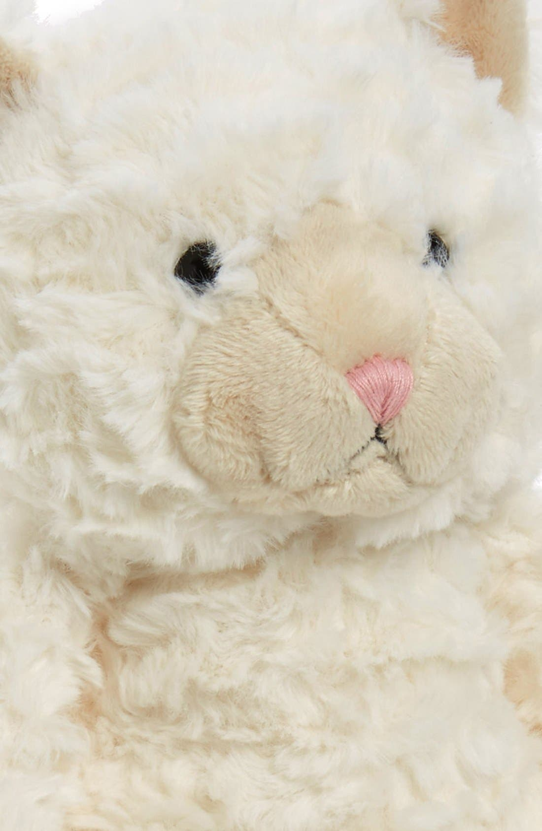 Katie Kitten Stuffed Animal,                             Alternate thumbnail 3, color,                             White