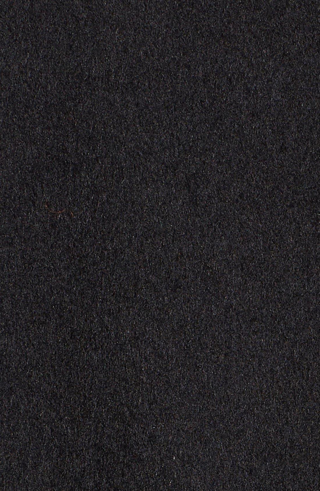 Alternate Image 5  - Kristen Blake Wool Blend Walking Coat (Regular & Petite)