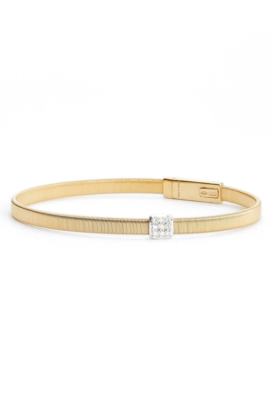 Marco Bicego Masai Single Station Diamond Bracelet