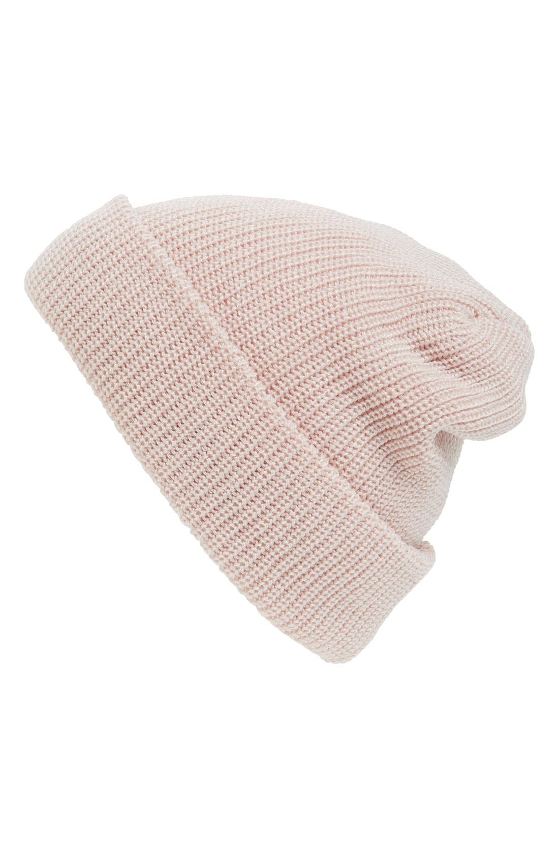 Alternate Image 1 Selected - Hinge Slouchy Cuff Beanie