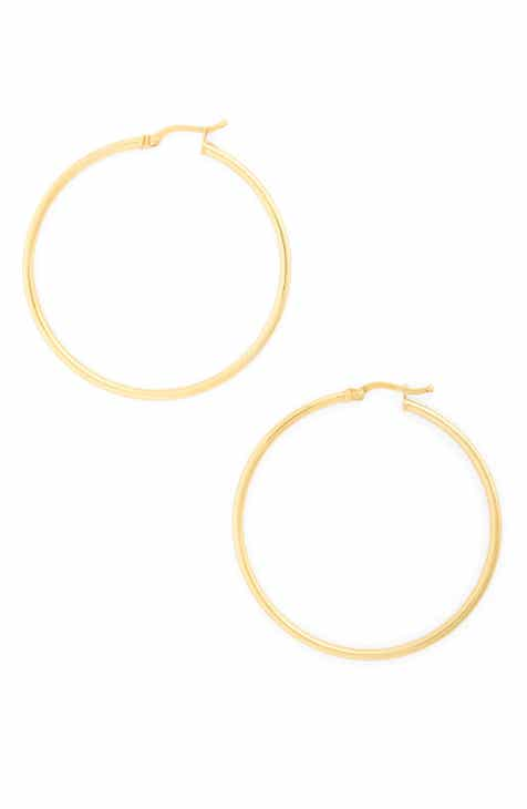 Bony Levy 14k Gold Hoop Earrings Nordstrom Exclusive