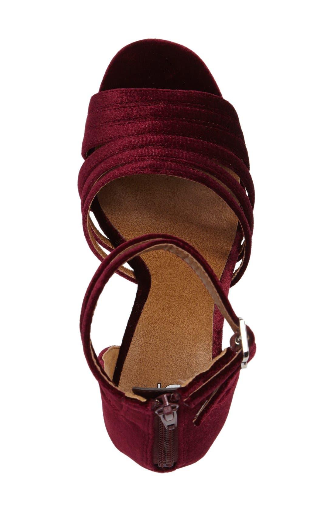 Alternate Image 3  - BP. Gaby Ankle Strap Sandal (Women)